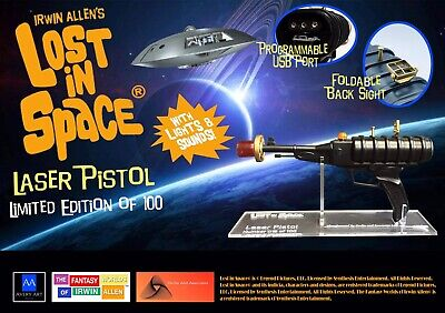 Lost In Space Laser Pistol - Season 1 - Officially Licensed