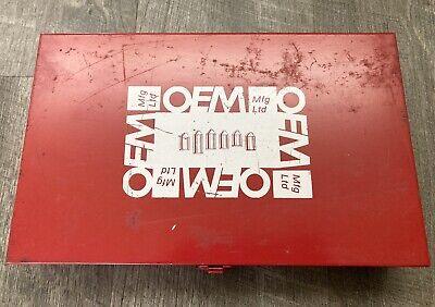 Oem Universal Locksmith Lock Pin Kit Case - Oem Mfg Ltd