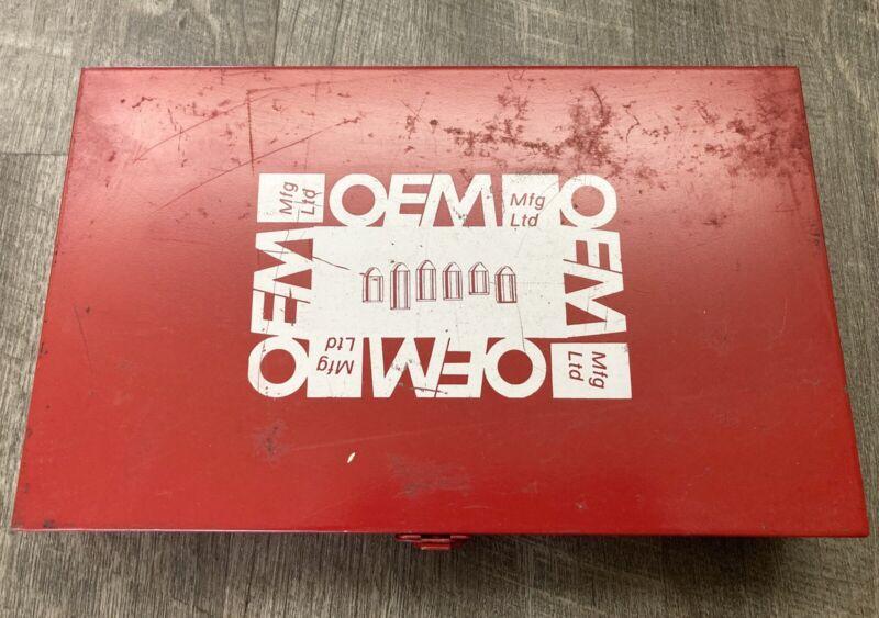 OEM Universal Locksmith Lock Pin Kit & Case - OEM Mfg Ltd