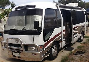 1995 Toyota Coaster Motorhome Coogee Cockburn Area Preview