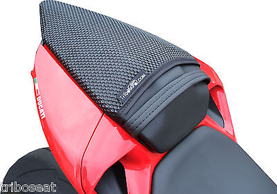 DUCATI 1199 PANIGALE 2012-2014 TRIBOSEAT GRIPPY PILLION SEAT COVER ACCESSORY