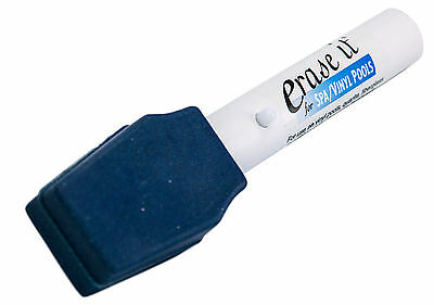 Rust Scum & Stain Eraser for Spas & Swimming Pool Vinyl, Gunite & Fiberglass