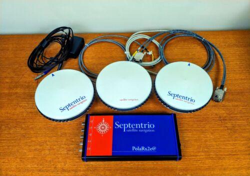 Septentrio PolaRx2@ Full GNSS GPS attitude receiver including antennas