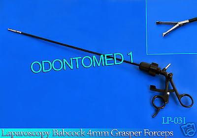 Laparoscopy Babcock 4mm Grasper Forceps Laparoscopic Instruments Odm-lp-031