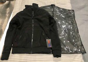 Soft shell motorcycle jacket