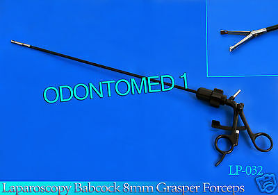 Laparoscopy Babcock 8mm Grasper Forceps Laparoscopic Instruments Odm-lp-032