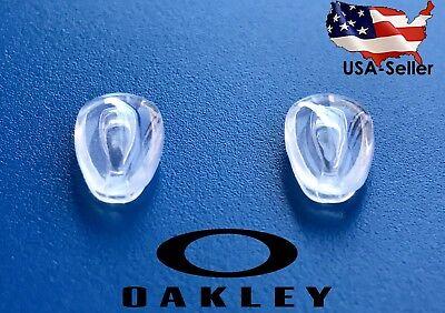 2 Pairs AirTech Oakley NOSE PADS CROSSHAIR DAISY CHAIN TINCAN TINFOIL BLENDER US