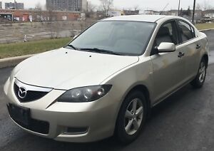 2008 Mazda 3 |CERTIFIED|AUTOMATIC|POWER-WINDOWS|