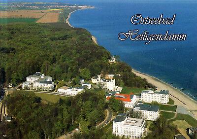 Weißen Meer, Luft (Ostseebad Heiligendamm  -  Luftbildaufnahme der