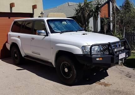 2009 Model Nissan Patrol Wagon. 3L Turbo Diesel.