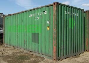 Containers available to buy in in Albert Park from just 1850exGST Albert Park Port Phillip Preview