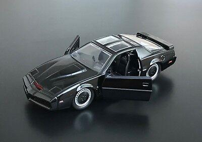 JADA K.I.T.T. Knight Rider 1982 Pontiac Firebird 1:32 Pull Back Action
