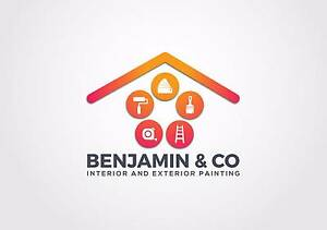 PAINTING - BENJAMIN & CO Nedlands Nedlands Area Preview