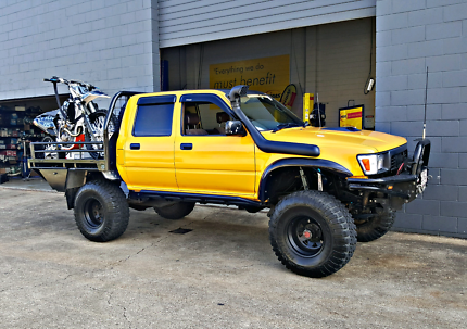 Modified LN106 Hilux