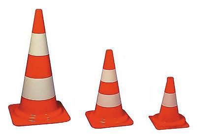 Verkehrsleitkegel PVC orange 750 mm