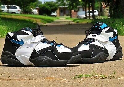 38d3a3ce94 Vintage 1994 OG Nike Air Gone Basketball Shoes Size 13 Men Rare Pre Owned