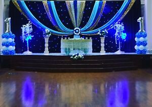 Affordable Wedding Decor and Backdrops
