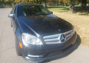 2011 Mercedes-Benz  C 250 4matic JAMAIS ACCIDENTEE