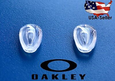 2 Pairs Oakley Replacement Nosepads HOLBROOK METAL KEEL GIVEN TAILPIN CONQUEST