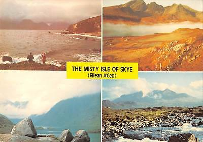 uk35974 misty isle of skye scotland   uk lot 4 uk