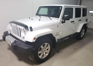 2015 Jeep WRANGLER UNLIMITED Sahara | Rmt Start - Just arrived