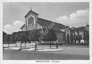 Cartolina - Postcard - Monfalcone - Duomo - 1951 - Italia - L'oggetto può essere restituito - Italia