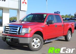 2012 Ford F-150 XLT CREW | 4X4 | 5.0L | KEYLESS ENTRY