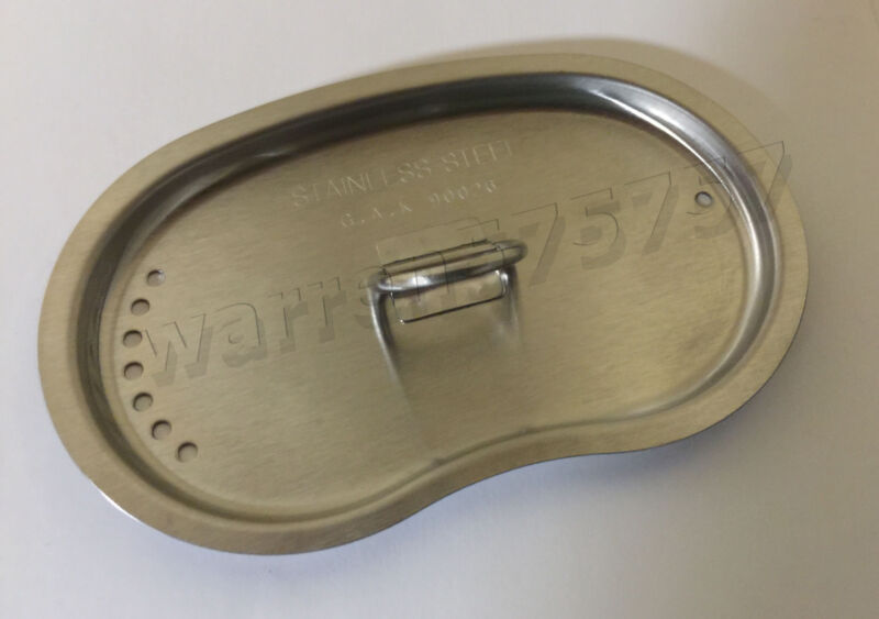Stainless Steel Vented LID for 1 QT. Style  Canteen Cups.