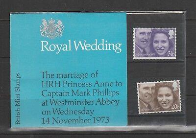 GB Pres Pack 1973 Wedding x 4 packs