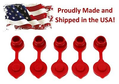 5 Redfuel Gas Can Jug Vent Cap Blitz Wedco Scepter Essence Midwest Eagle