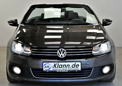 Volkswagen Eos 1.4 TSI 160PS Exclusive Standheizung LED Xen