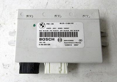 Genuine Used MINI PDC Control Unit for R56 R55 R57 & LCI R60 R58 R59 - 3456016