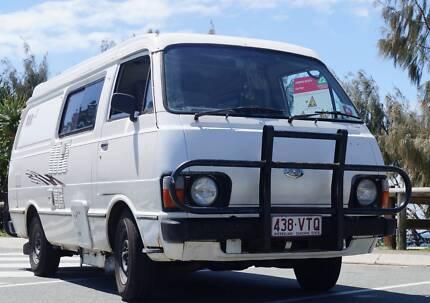 1981 Toyota Hiace Van/Minivan Warana Maroochydore Area Preview