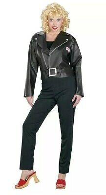 Sandra Dee Grease (Grease Cool Sandy Sandra Dee Womens Costume Includes Wig! Size Medium M)