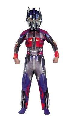 Optimus Prime Classic Child Costume - Boys Large 10-12