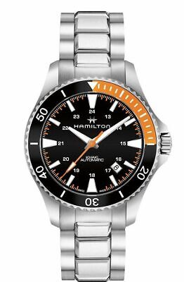 Hamilton Men's H82305131 Khaki Navy Scuba Automatic 40mm Watch