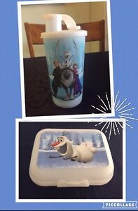 Tupperware Frozen Olaf Set Cleveland Redland Area Preview