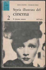 il-CINEMA-SONORO-2-storia-illustrata-del-CINEMA-jeanne-ford-dall-039-oglio-libro
