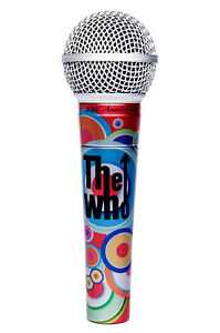Shure THE WHO Limited Edition SM58 Microphone Serial #011-#300 BUY IT NOW