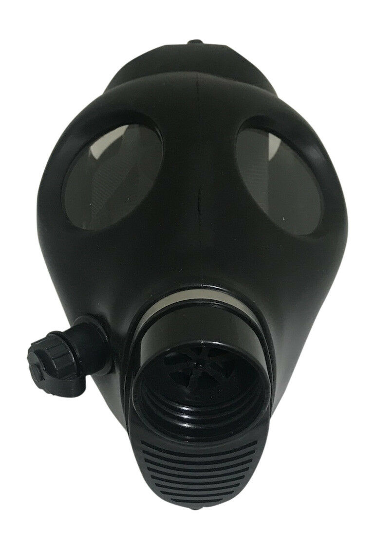 Купить Kyng Tactical - Kyng Tactical Israeli Respirator Gas Mask w/Military Sealed 40mm NATO Filter NBC