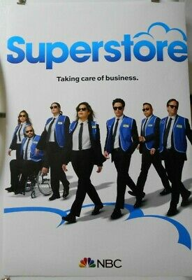 NBC TV / Superstore poster