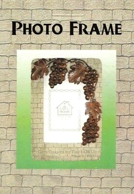 Faith At Home Photo Frame (Give Thanks To The Lord Psalm 1 18:29) (Brand New)