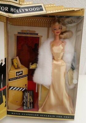 2002 Special Edition ~ HOORAY FOR HOLLYWOOD Barbie ~ Blonde Version ~ NRFB