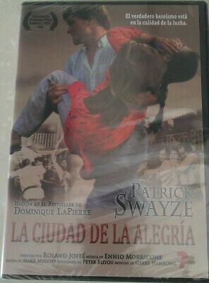 DVD LA CIUDAD DE LA ALEGRIA, A ESTRENAR !!!