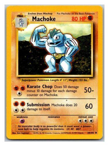 Machoke Toy 34 Basic