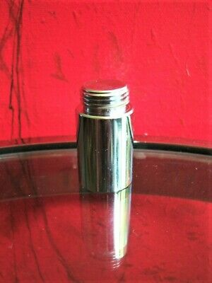 Vintage 1960's Atlas microphone stand adapter RCA 1/2 NPT to 7/8 X 27 MS25 # 2