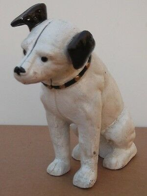 Fantastic  Model of the HMV `Nipper`Dog STATUE Money BUY 5 and get 1 FREEEEE !!!