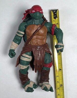 """Ninja Turtle Raphael Playmates 2014 5"""" Red Mask Paramount  - Red Ninja Turtle"""