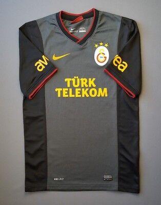 5/5 Galatasaray jersey shirt 2013 2014 away SMALL football soccer Nike image