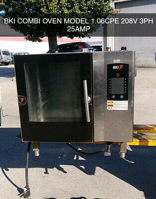 Bki Combi Oven - Electric